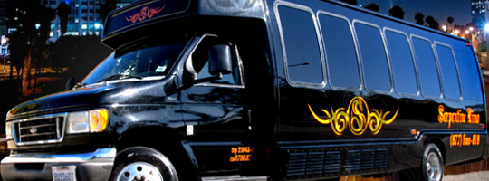 Los Angeles Prom Party Bus Services