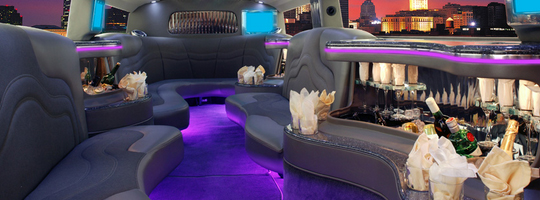 Los Angeles Party Bus Services